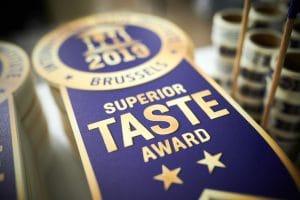 Sirop de zmeura Delicium Superior Taste Award